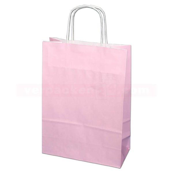 Papiertragetasche Trier COLOUR - rosa