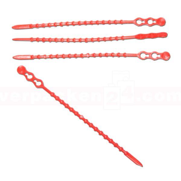 Blitzbinder, rot - 12 cm