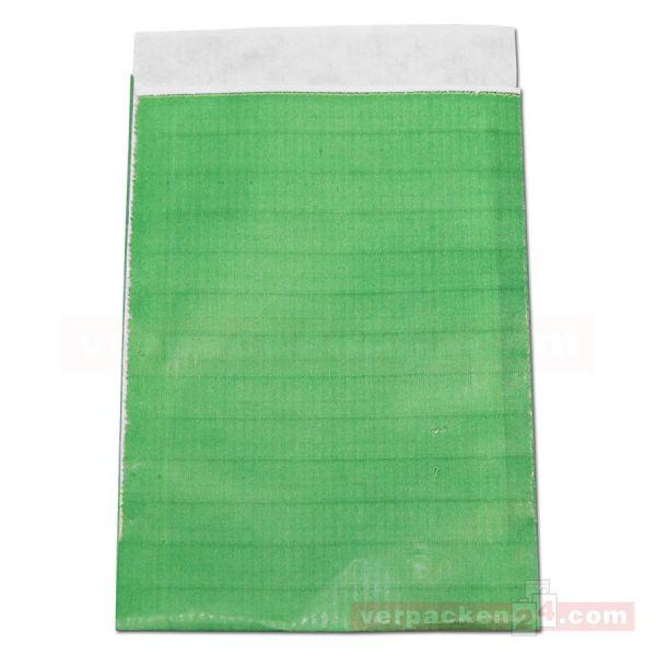 Flachbeutel (2N), Vollfläche uni hellgrün