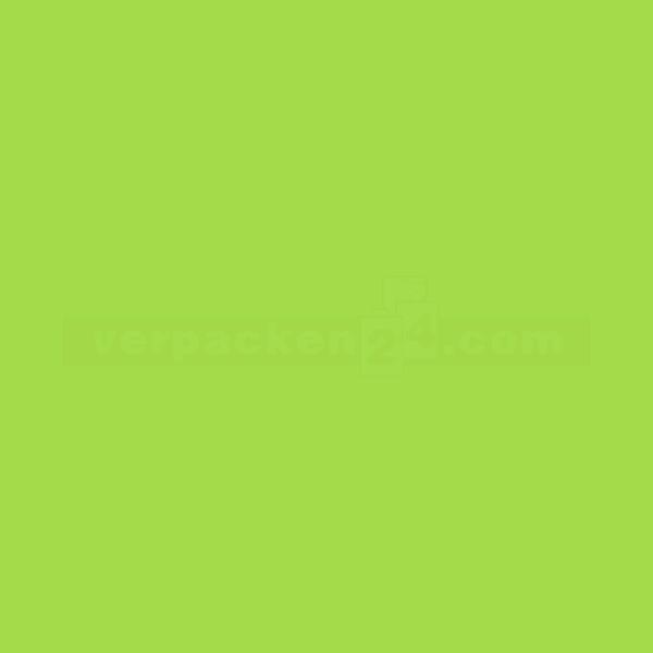 Packseiden, farbig, 26 Bögen - 1/2 Bogen - hellgrün (51)