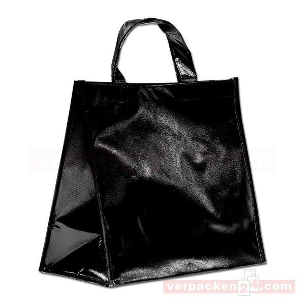 Non-Woven Tragetaschen - Easy Bag - schwarz