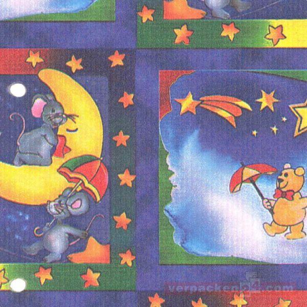 Weihnachts Geschenkpapier E 2394, Rolle 50 cm
