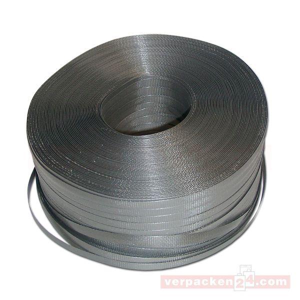 Umreifungsband schwarz - PP-Band - 12,0 x 0,40 mm