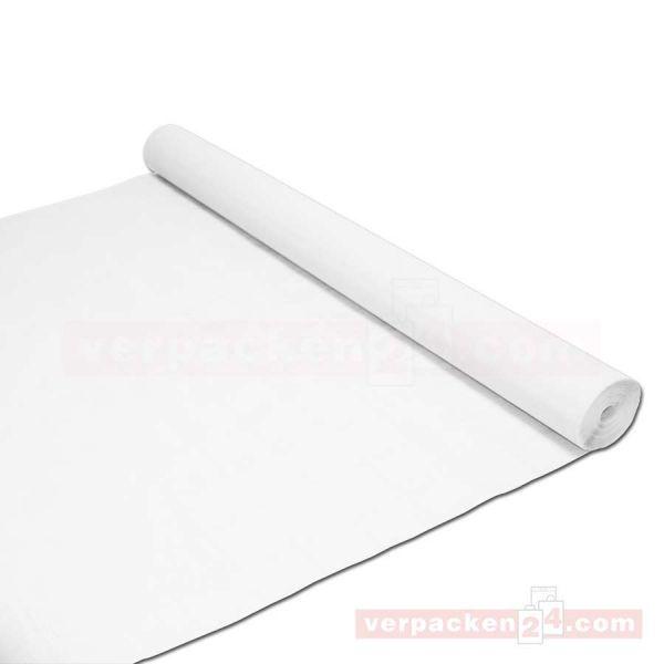 Tischtuchpapier, weiß Damast, auf Rolle
