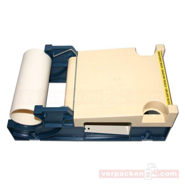 Etikettenschutz-Abroller, Tischabroller - bis 150 mm