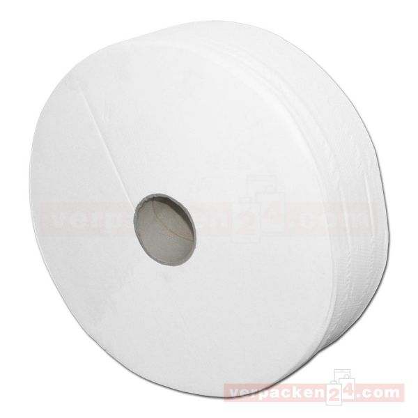 Toilettenpapier, Jumborollen, Tissue, weiß