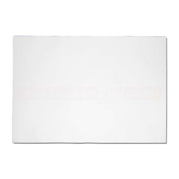 Tablettpapier, weiß Einschlag 50 g/m², in Bögen 39x29,5 cm