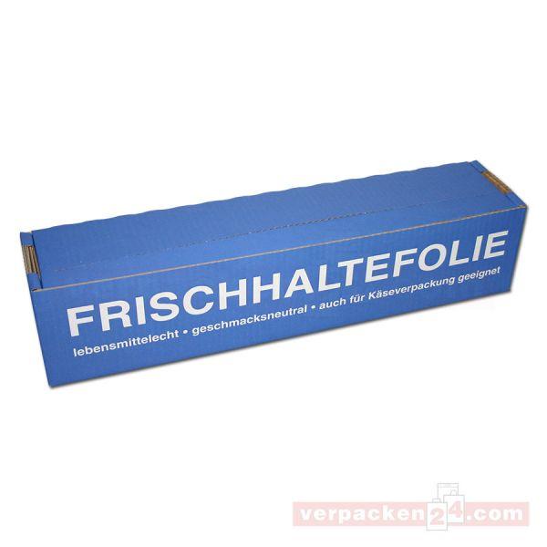 PE Frischhaltefolie, Käsefolie auf Rollen, Box - 45 cm - 300 m